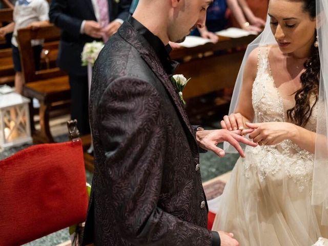 Il matrimonio di Massimo e Flavia a Brugherio, Monza e Brianza 14