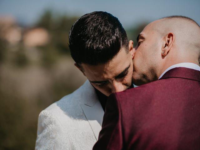 Le nozze di Giuseppe e Ciro