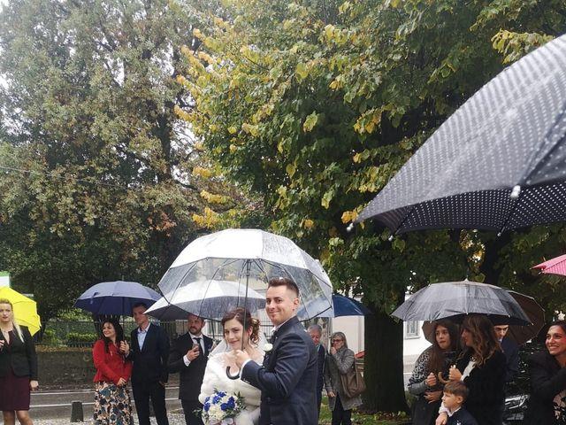 Il matrimonio di Samanta e Davide a Induno Olona, Varese 2
