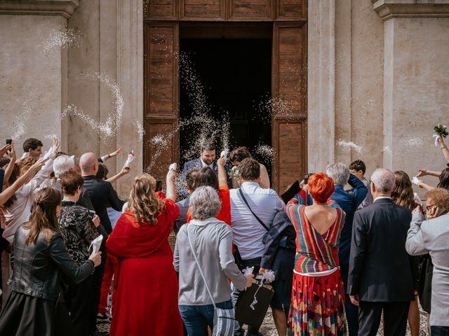 Il matrimonio di Giorgio e Rosalia a Verona, Verona 17