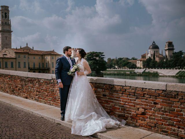 Il matrimonio di Giorgio e Rosalia a Verona, Verona 19
