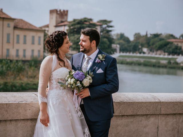 Il matrimonio di Giorgio e Rosalia a Verona, Verona 20