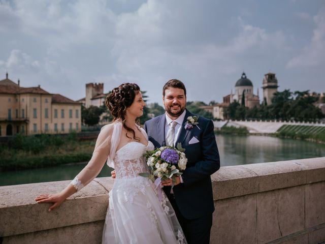 Il matrimonio di Giorgio e Rosalia a Verona, Verona 21