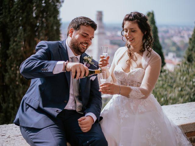 Il matrimonio di Giorgio e Rosalia a Verona, Verona 23
