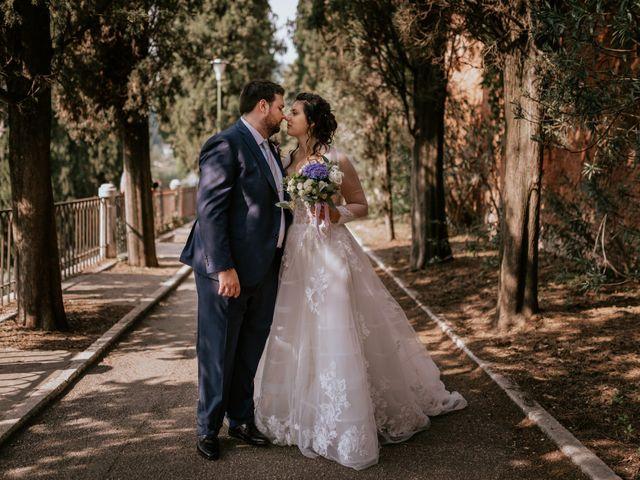 Le nozze di Rosalia e Giorgio