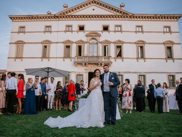 Il matrimonio di Giorgio e Rosalia a Verona, Verona 38