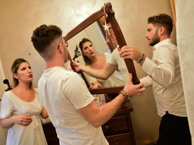 Il matrimonio di Davide e Flavia a Ostuni, Brindisi 4