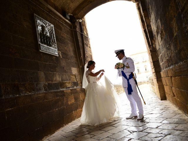 Il matrimonio di Davide e Flavia a Ostuni, Brindisi 9