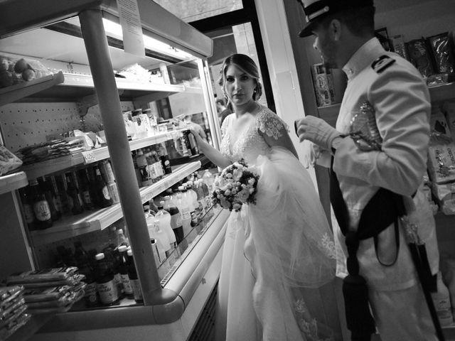 Le nozze di Flavia e Davide