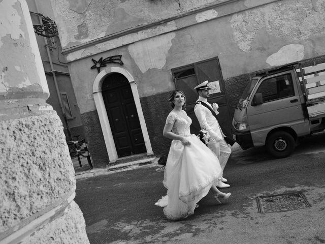 Il matrimonio di Davide e Flavia a Ostuni, Brindisi 10