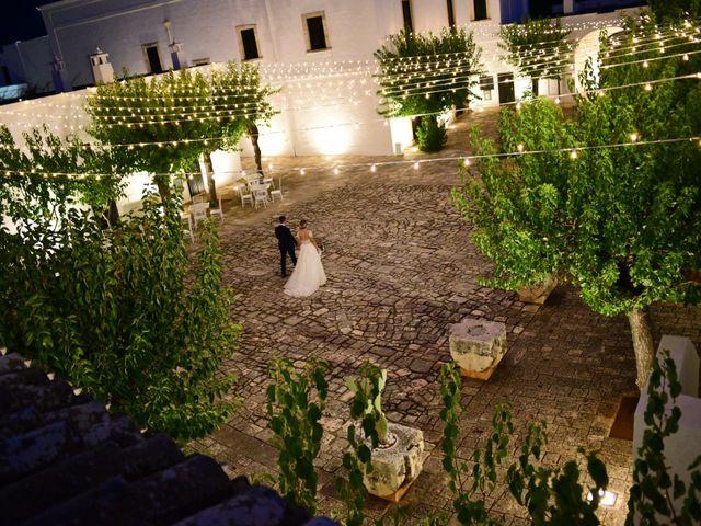 Il matrimonio di Davide e Flavia a Ostuni, Brindisi 13