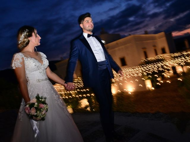 Il matrimonio di Davide e Flavia a Ostuni, Brindisi 14