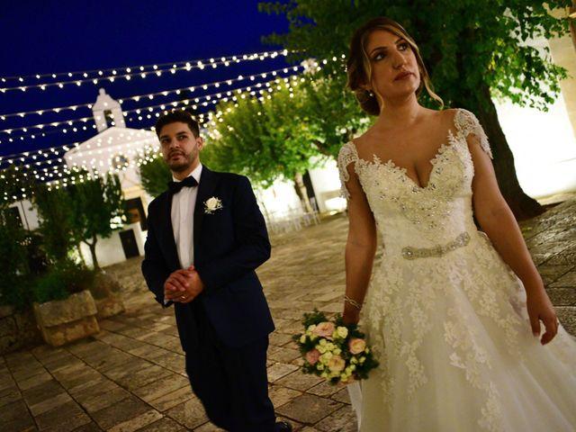 Il matrimonio di Davide e Flavia a Ostuni, Brindisi 2