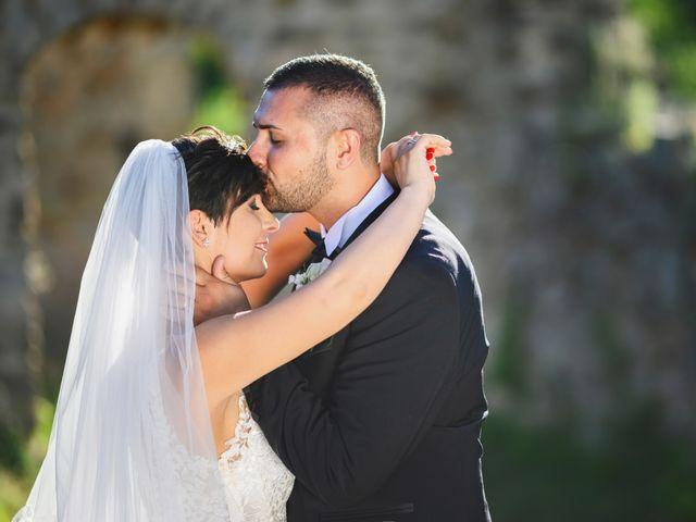 Il matrimonio di Vincenzo e Elvira a Novi Velia, Salerno 3