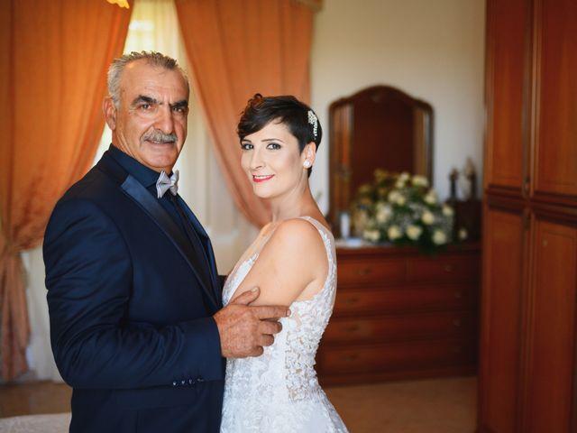 Il matrimonio di Vincenzo e Elvira a Novi Velia, Salerno 12