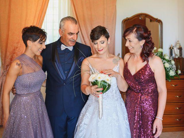 Il matrimonio di Vincenzo e Elvira a Novi Velia, Salerno 20