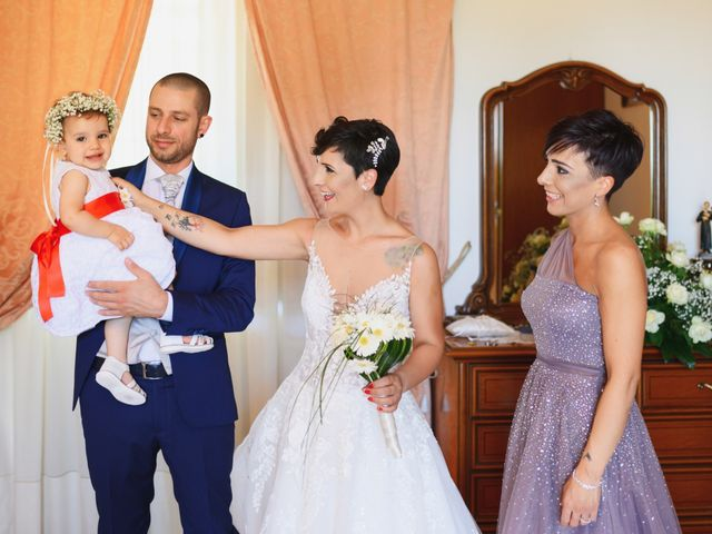 Il matrimonio di Vincenzo e Elvira a Novi Velia, Salerno 21