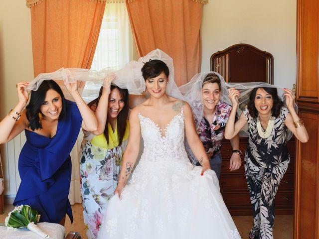 Il matrimonio di Vincenzo e Elvira a Novi Velia, Salerno 22