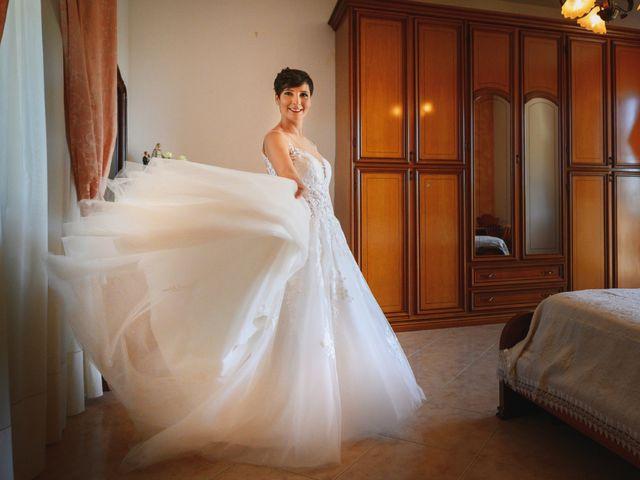 Il matrimonio di Vincenzo e Elvira a Novi Velia, Salerno 23