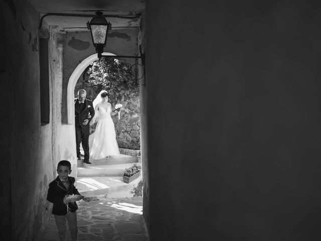 Il matrimonio di Vincenzo e Elvira a Novi Velia, Salerno 26