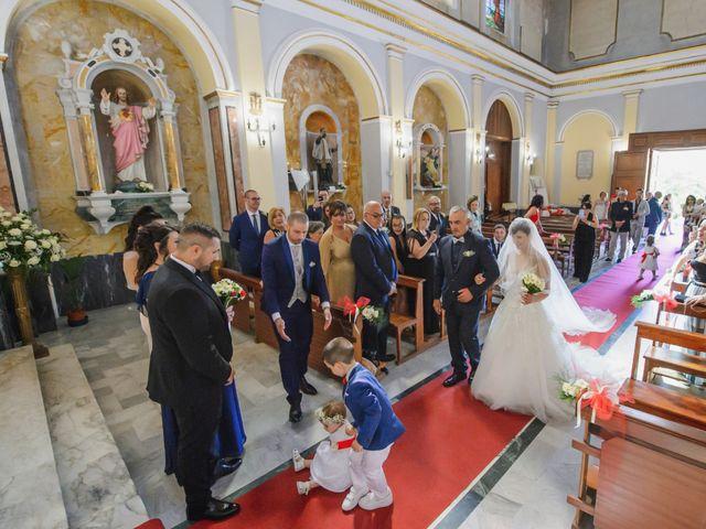 Il matrimonio di Vincenzo e Elvira a Novi Velia, Salerno 27