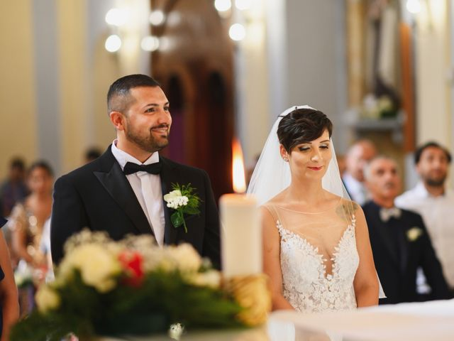Il matrimonio di Vincenzo e Elvira a Novi Velia, Salerno 29