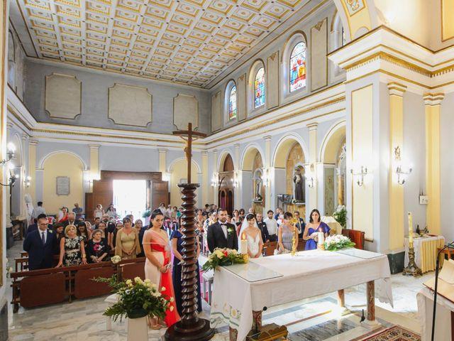 Il matrimonio di Vincenzo e Elvira a Novi Velia, Salerno 30