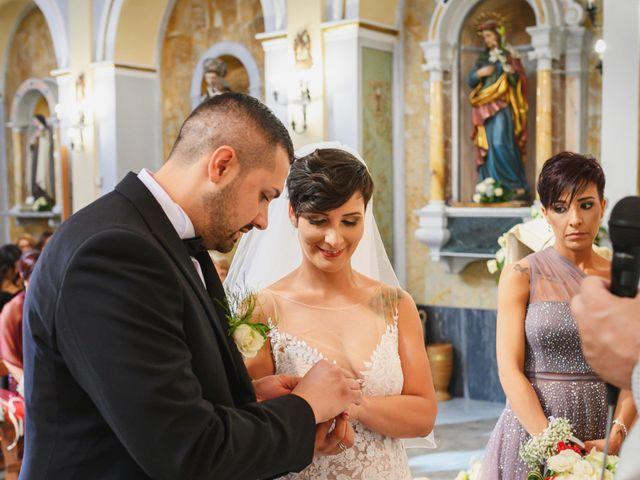 Il matrimonio di Vincenzo e Elvira a Novi Velia, Salerno 31