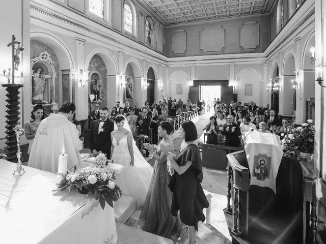 Il matrimonio di Vincenzo e Elvira a Novi Velia, Salerno 32