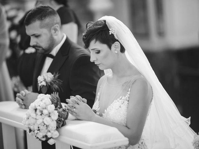 Il matrimonio di Vincenzo e Elvira a Novi Velia, Salerno 34