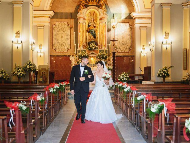 Il matrimonio di Vincenzo e Elvira a Novi Velia, Salerno 35
