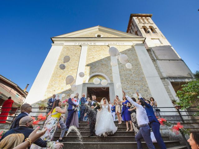 Il matrimonio di Vincenzo e Elvira a Novi Velia, Salerno 36