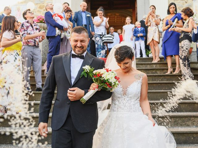Il matrimonio di Vincenzo e Elvira a Novi Velia, Salerno 37