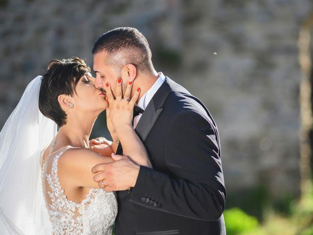 Il matrimonio di Vincenzo e Elvira a Novi Velia, Salerno 40