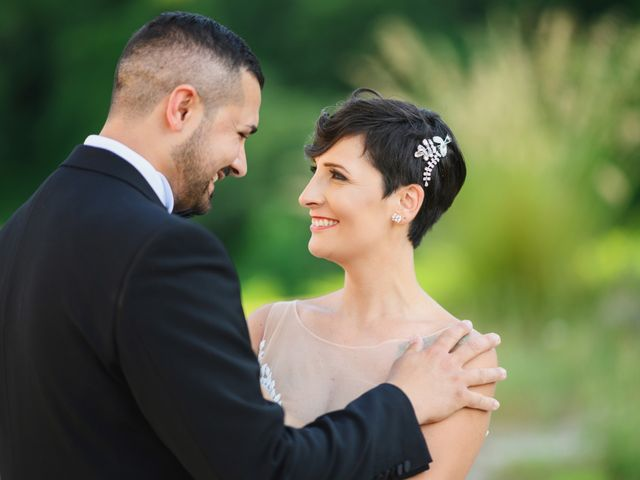 Il matrimonio di Vincenzo e Elvira a Novi Velia, Salerno 41