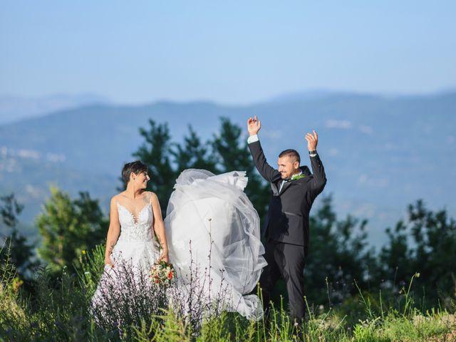 Il matrimonio di Vincenzo e Elvira a Novi Velia, Salerno 47
