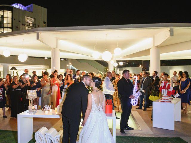 Il matrimonio di Vincenzo e Elvira a Novi Velia, Salerno 54