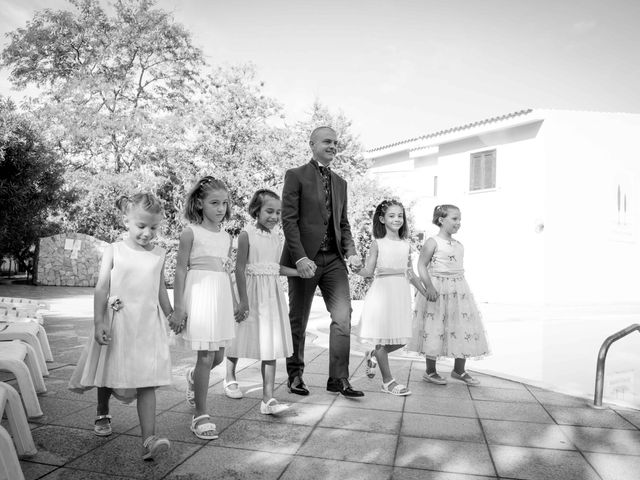 Il matrimonio di Davide e Piera a Dorgali, Nuoro 11