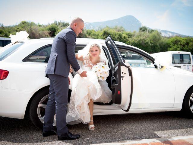 Il matrimonio di Davide e Piera a Dorgali, Nuoro 20