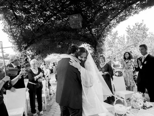 Il matrimonio di Giovanni e Carmen a San Cipriano Picentino, Salerno 14