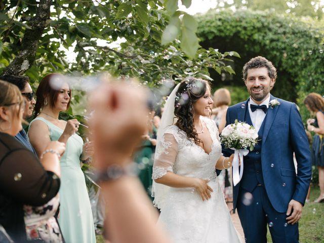 Il matrimonio di Giovanni e Carmen a San Cipriano Picentino, Salerno 16