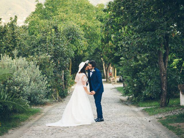 Il matrimonio di Giovanni e Carmen a San Cipriano Picentino, Salerno 20