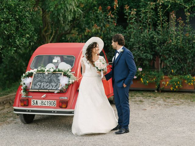 Il matrimonio di Giovanni e Carmen a San Cipriano Picentino, Salerno 24