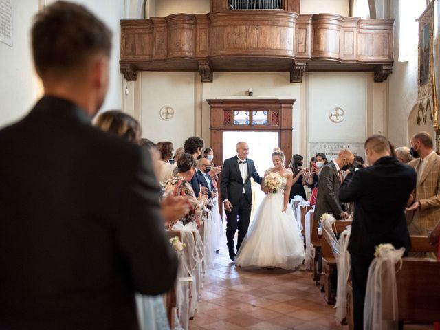 Il matrimonio di Mirco e Federica a Pisa, Pisa 18