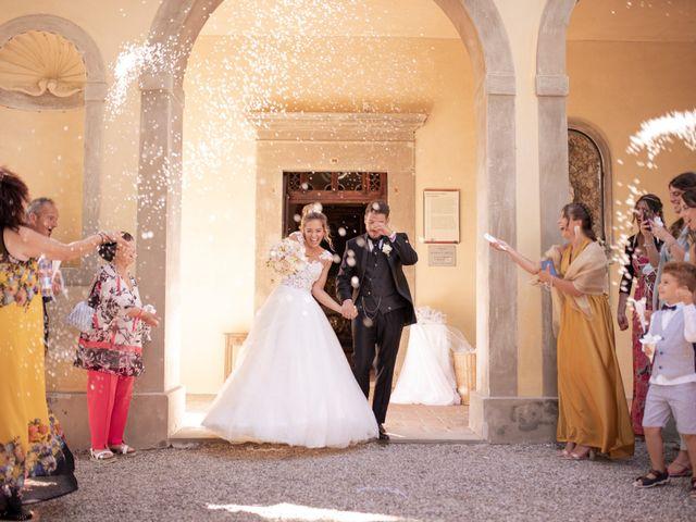 Il matrimonio di Mirco e Federica a Pisa, Pisa 21