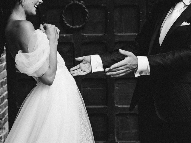 Il matrimonio di Sam e Lucia a Cingoli, Macerata 17