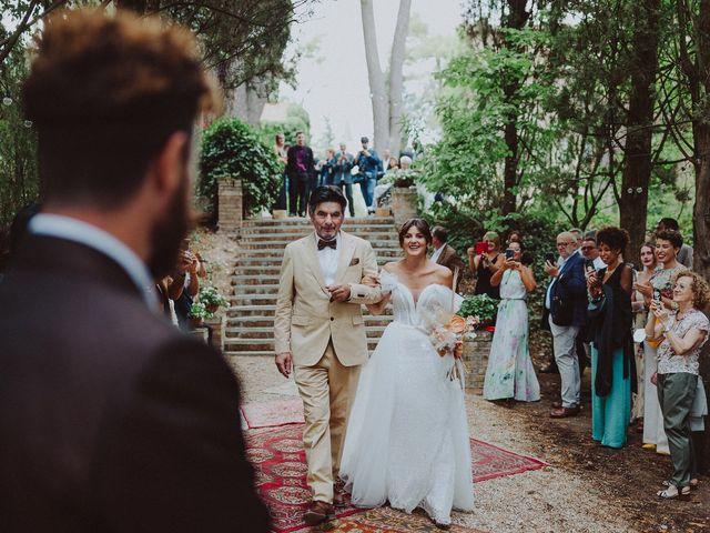 Il matrimonio di Sam e Lucia a Cingoli, Macerata 18