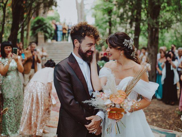 Il matrimonio di Sam e Lucia a Cingoli, Macerata 19