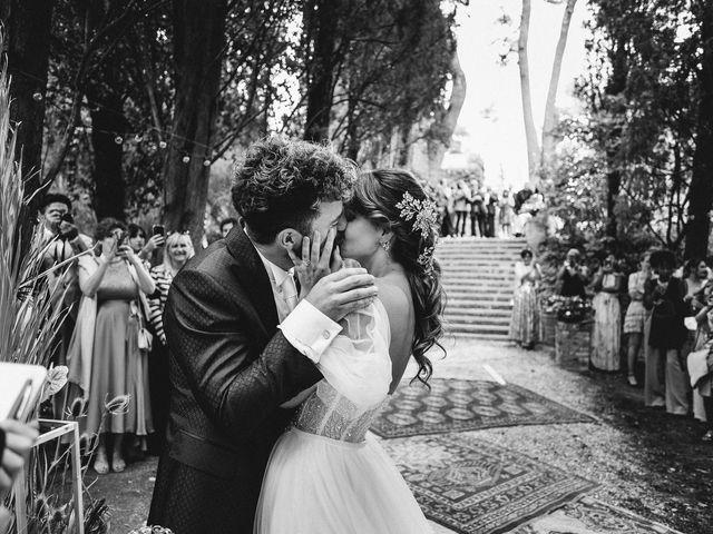 Il matrimonio di Sam e Lucia a Cingoli, Macerata 23