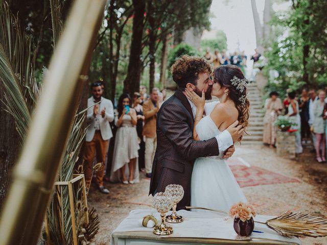 Il matrimonio di Sam e Lucia a Cingoli, Macerata 25